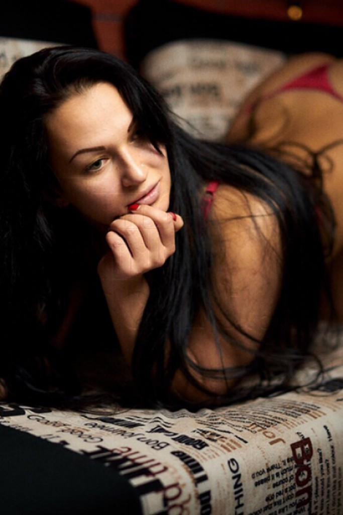 Escort Anastasia - beautiful girls from Milan
